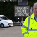"""Pat Sheehan, Head of Health and Safety at Colas, explains the """"Airscan"""" solution"""